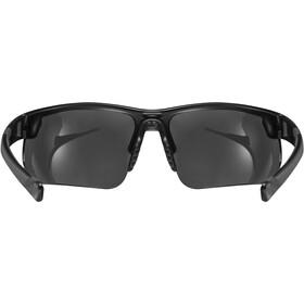UVEX Sportstyle 221 Sportglasses black mat/silver